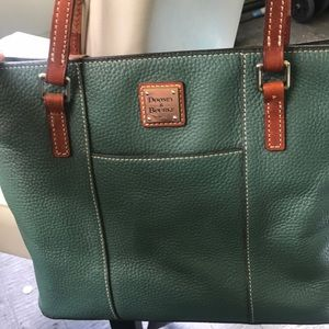 Dooney@bourke handbag and wallet